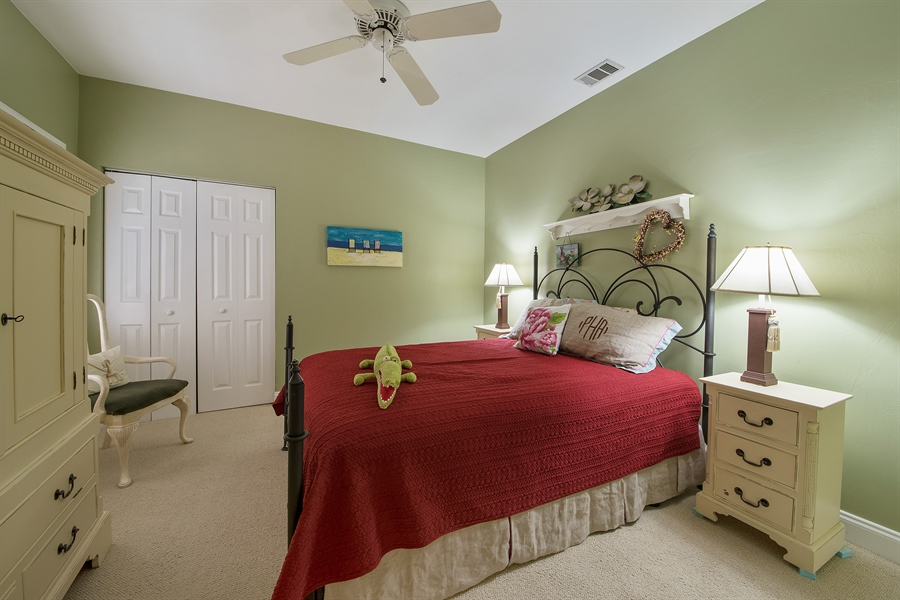 Real Estate Photography - 14 Golf Cottage Drive, naples, FL, 34105 - 2nd Bedroom
