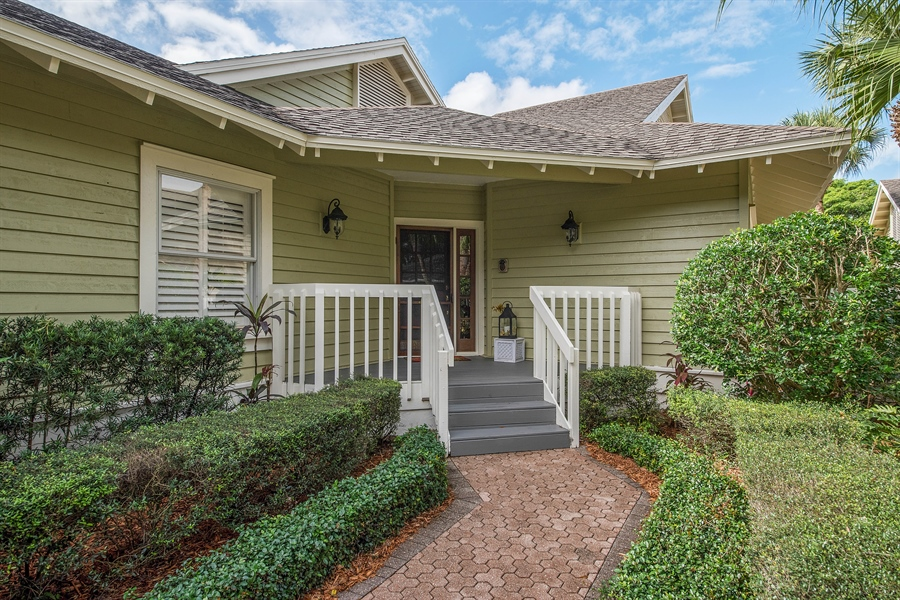 Real Estate Photography - 14 Golf Cottage Drive, naples, FL, 34105 - Front View