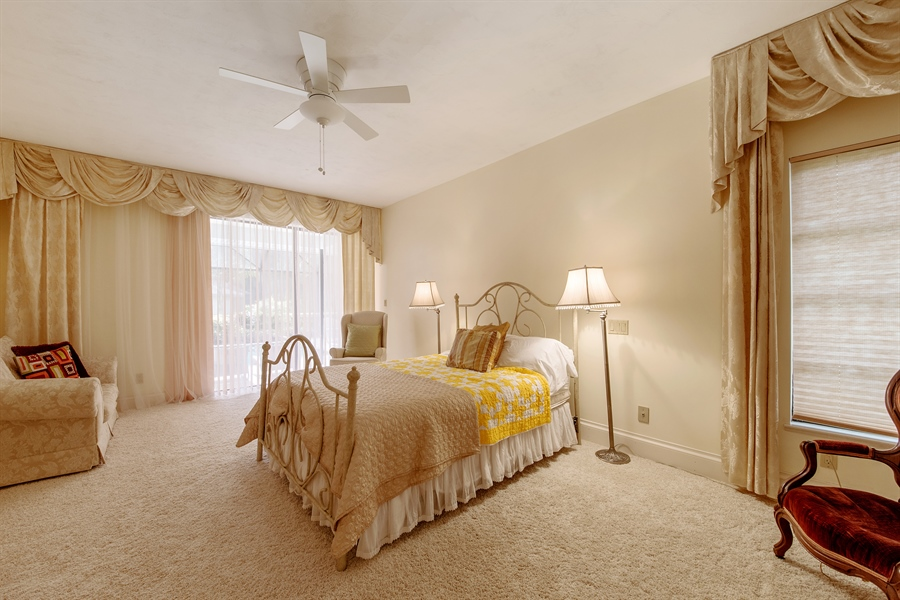Real Estate Photography - 2211 Imperial Golf Course Blvd, Naples, FL, 34110 - Master Bedroom