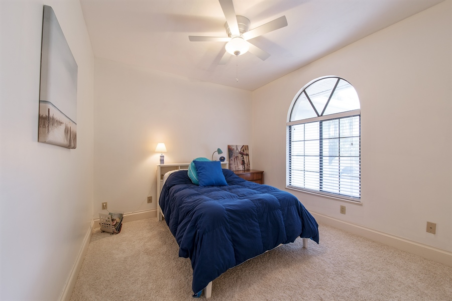Real Estate Photography - 2211 Imperial Golf Course Blvd, Naples, FL, 34110 - 2nd Bedroom