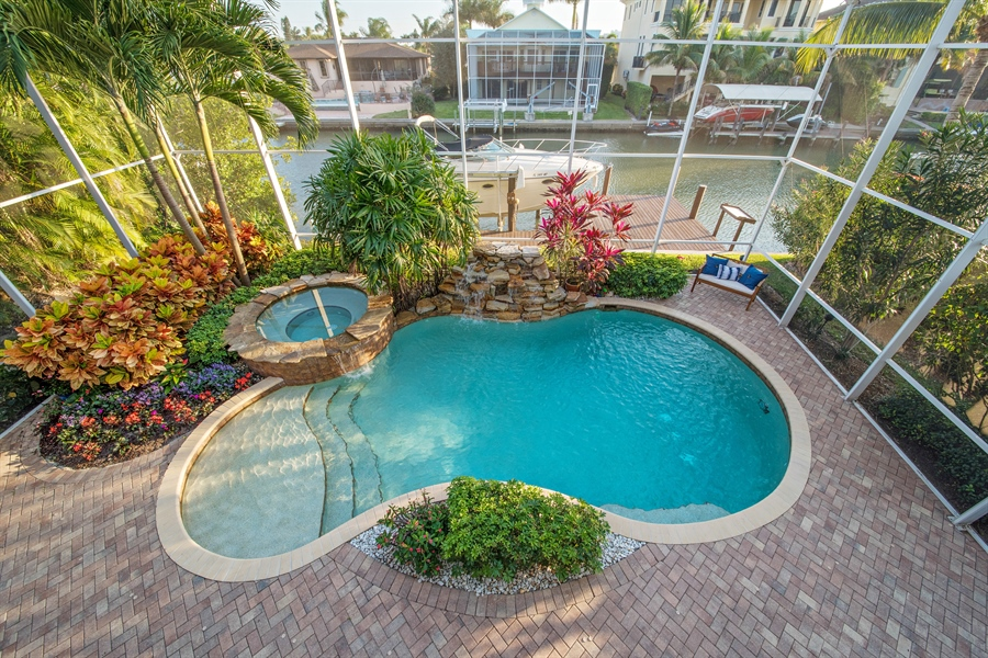 Real Estate Photography - 430 Willet, Naples, FL, 34108 - View