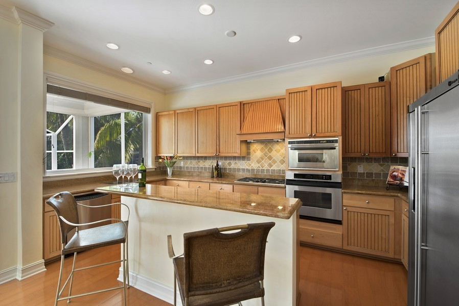 Real Estate Photography - 430 Willet, Naples, FL, 34108 - Kitchen