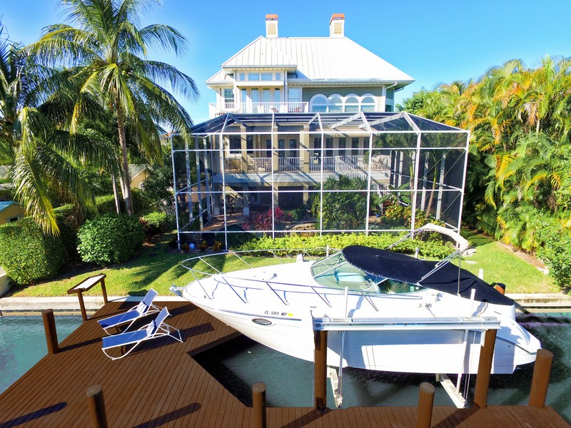 Real Estate Photography - 430 Willet, Naples, FL, 34108 -