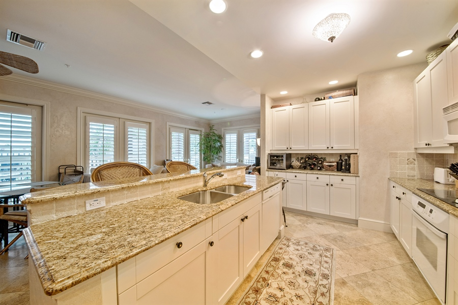 Real Estate Photography - 780 S 5th Ave, Naples, FL, 34102 - Kitchen