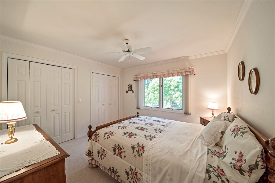 Real Estate Photography - 2095 Imperial Circle, Naples, FL, 34110 - 2nd Bedroom