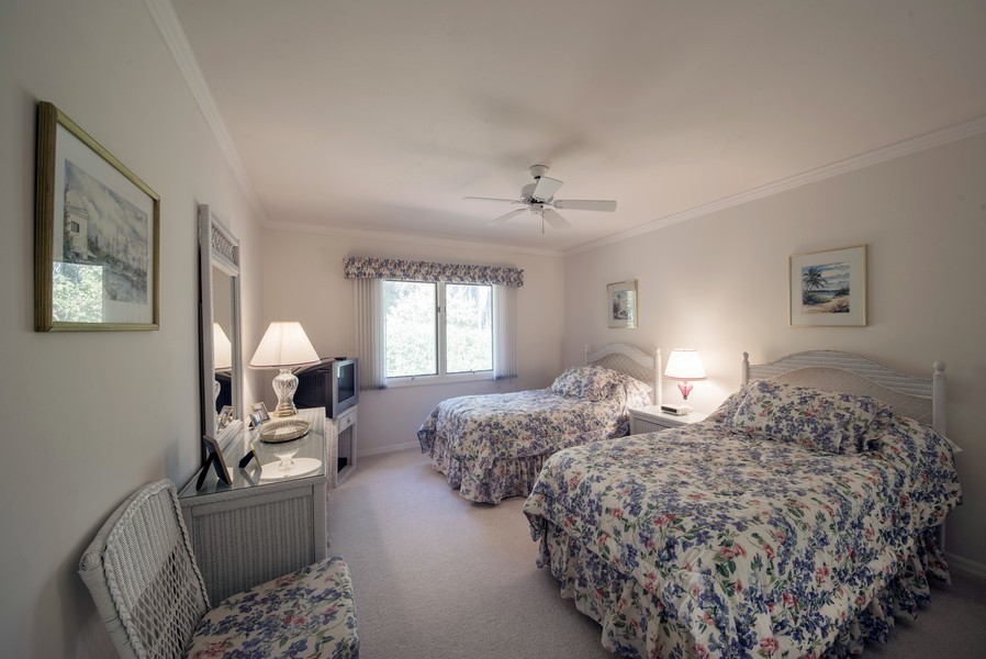 Real Estate Photography - 2095 Imperial Circle, Naples, FL, 34110 - 3rd Bedroom