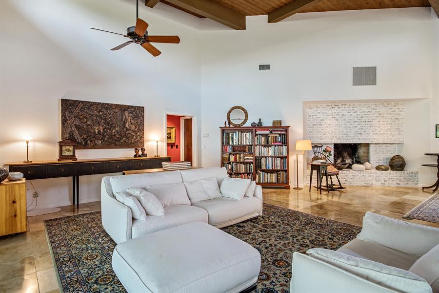 Real Estate Photography - 1818 Princess Ct, Naples, FL, 34110 - Living Room