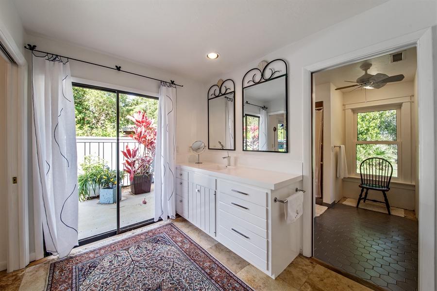 Real Estate Photography - 1818 Princess Ct, Naples, FL, 34110 - Master Bathroom