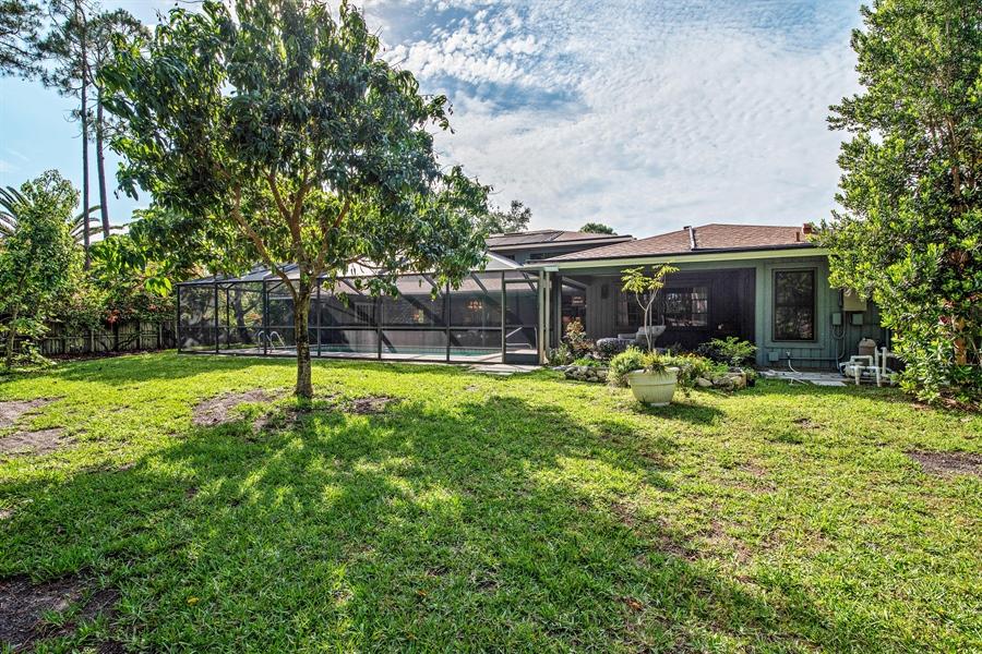 Real Estate Photography - 1818 Princess Ct, Naples, FL, 34110 - Rear View