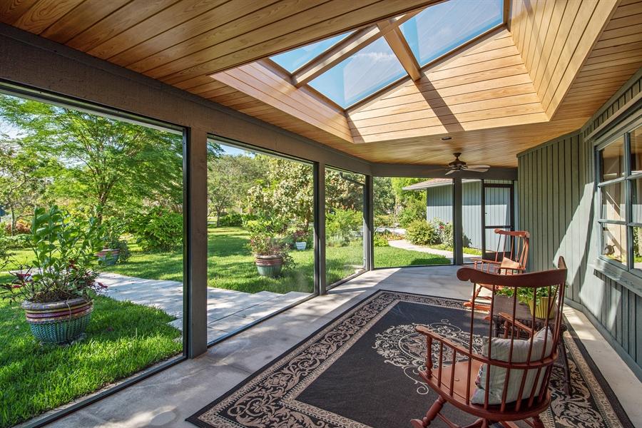 Real Estate Photography - 1818 Princess Ct, Naples, FL, 34110 - Porch