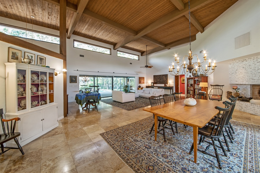 Real Estate Photography - 1818 Princess Ct, Naples, FL, 34110 - Living Room / Dining Room