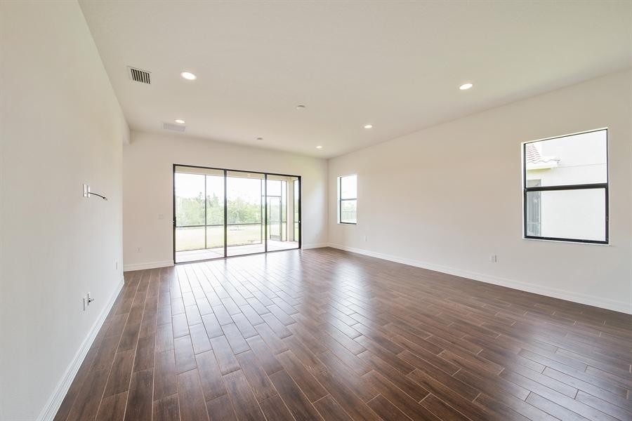 Real Estate Photography - 3510 Sungari Ct, Naples, FL, 34119 - Living Room