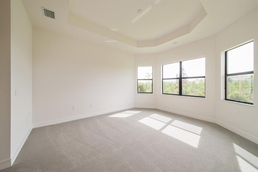 Real Estate Photography - 3510 Sungari Ct, Naples, FL, 34119 - Master Bedroom