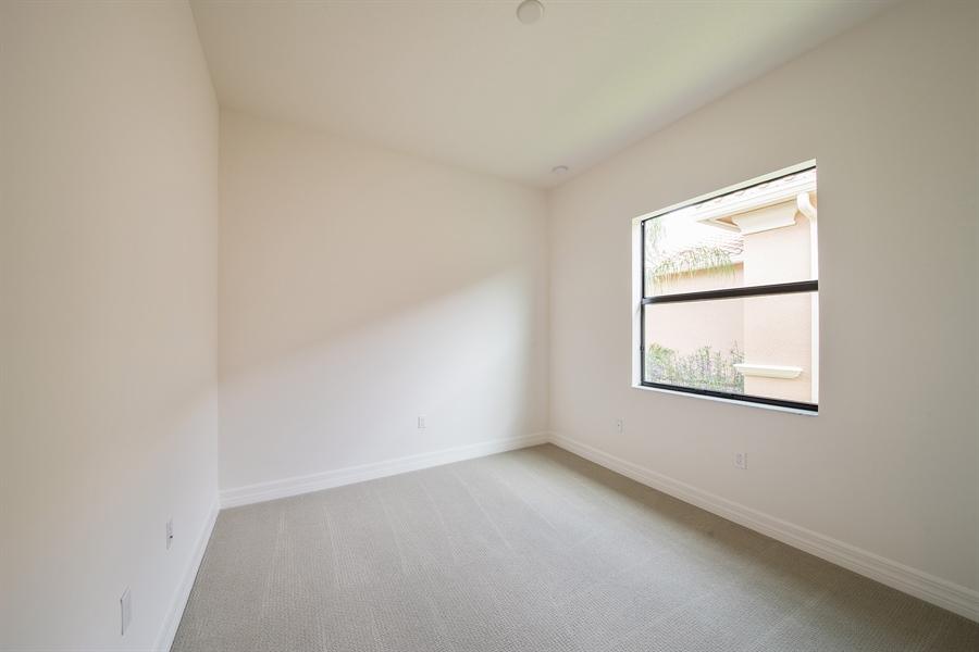 Real Estate Photography - 3510 Sungari Ct, Naples, FL, 34119 - Bedroom