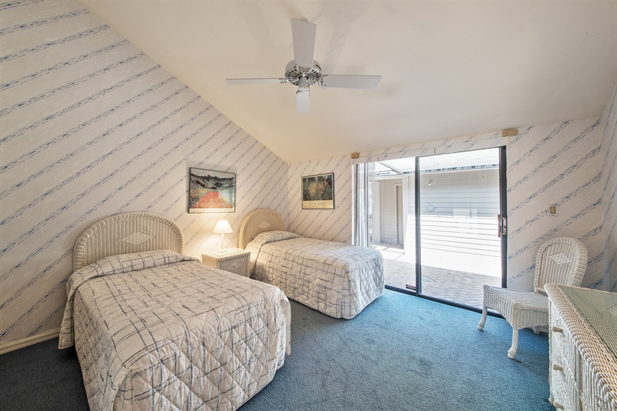 Real Estate Photography - 344 edgemere way north, naples, FL, 34105 - 2nd Bedroom