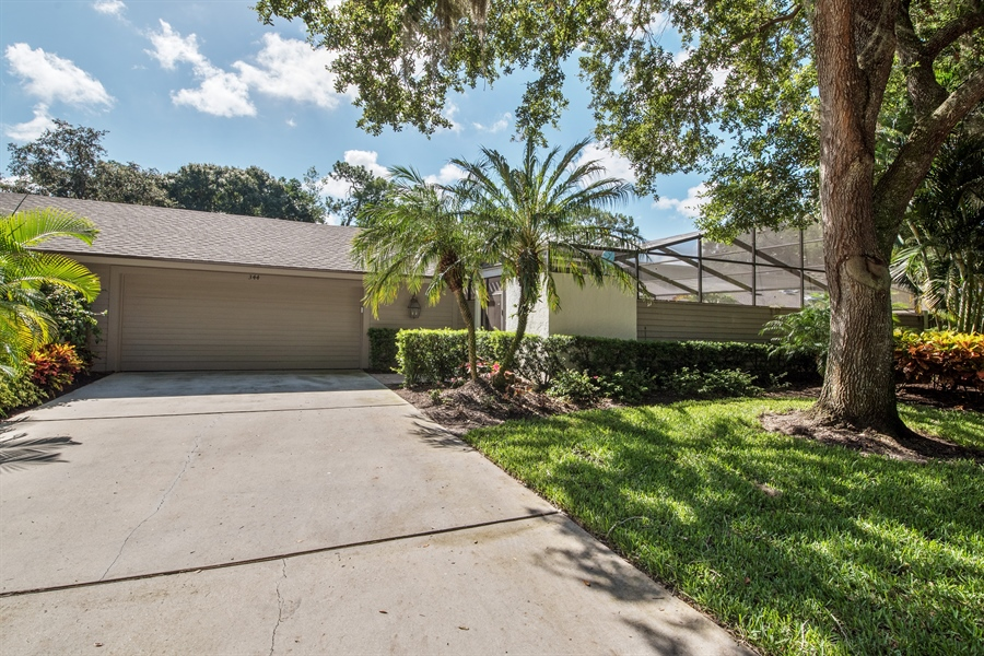 Real Estate Photography - 344 edgemere way north, naples, FL, 34105 - Front View