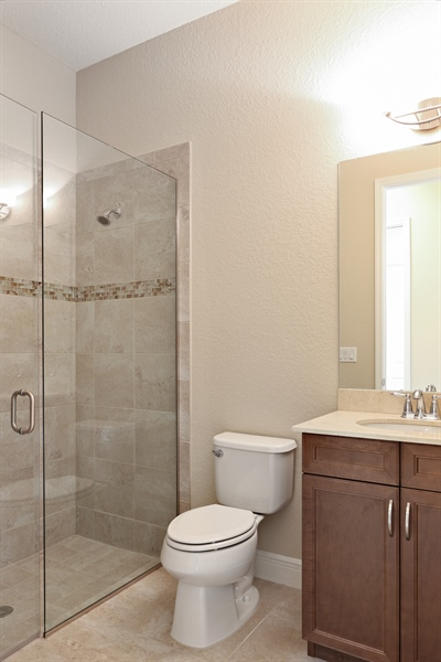 Real Estate Photography - 1509 Serrano Cir, Naples, FL, 34105 - Bathroom