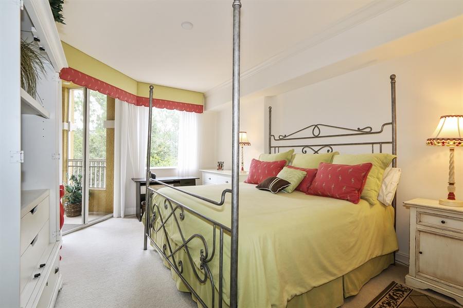 Real Estate Photography - 2738 TIBURON BLVD E, B-204, Naples, FL, 34109 - Master Bedroom
