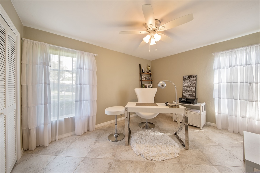 Real Estate Photography - 2666 Outrigger Ln, Naples, FL, 34104 - 3rd Bedroom