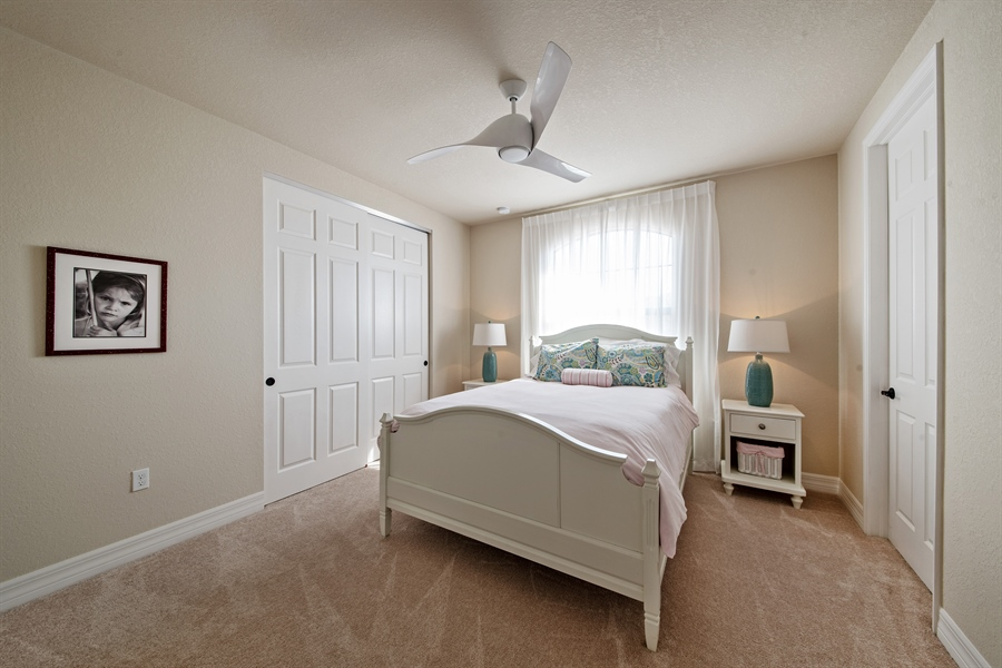 Real Estate Photography - 3359 Pacific Dr, Naples, FL, 34119 - Bedroom