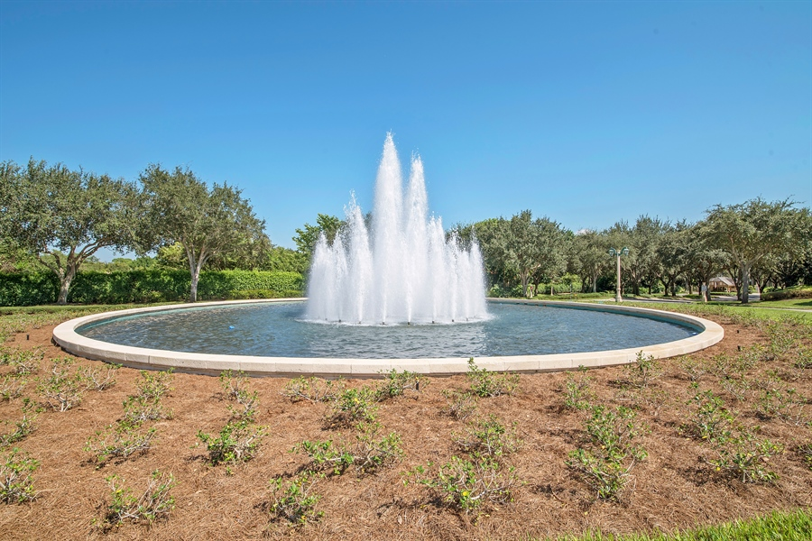 Real Estate Photography - 8829 Ventura Way, Naples, FL, 34109 - Entrance