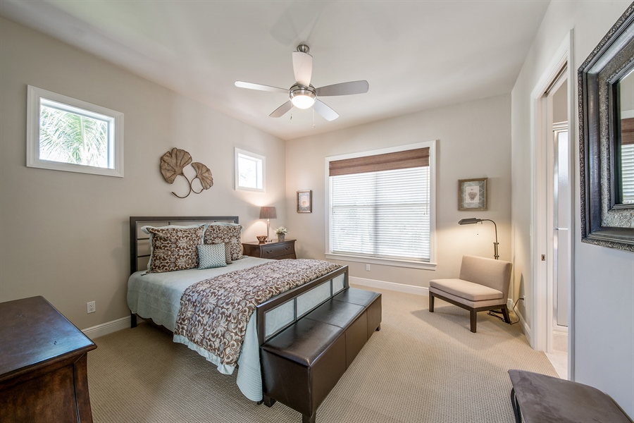Real Estate Photography - 27640 Marina Isle Ct, Bonita Springs, FL, 34134 - 2nd Bedroom