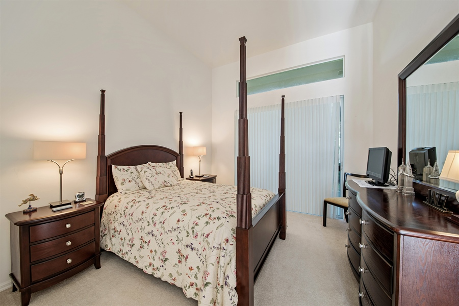 Real Estate Photography - 28526 Highgate Drive, Bonita Springs, FL, 34135 - Guest Bedroom