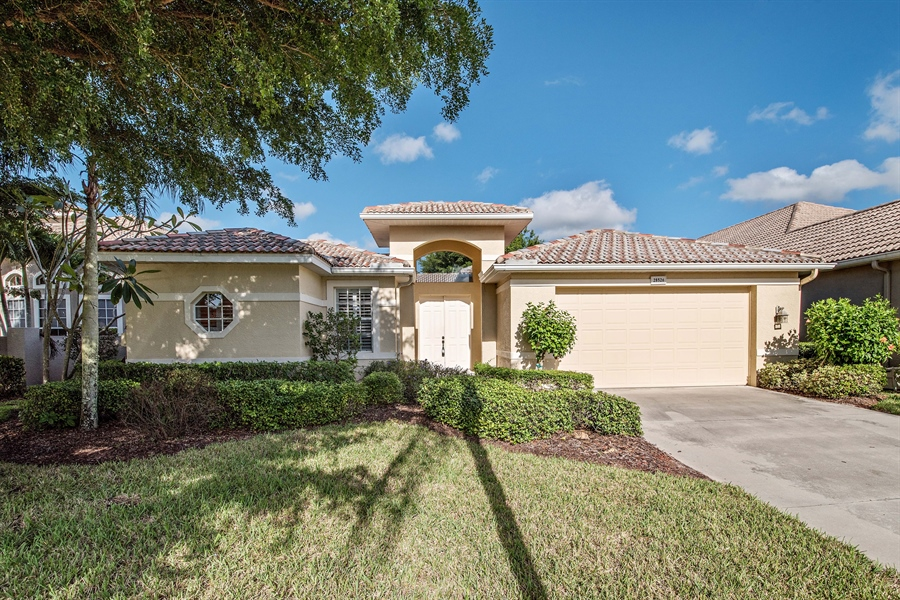 Real Estate Photography - 28526 Highgate Drive, Bonita Springs, FL, 34135 - Front View