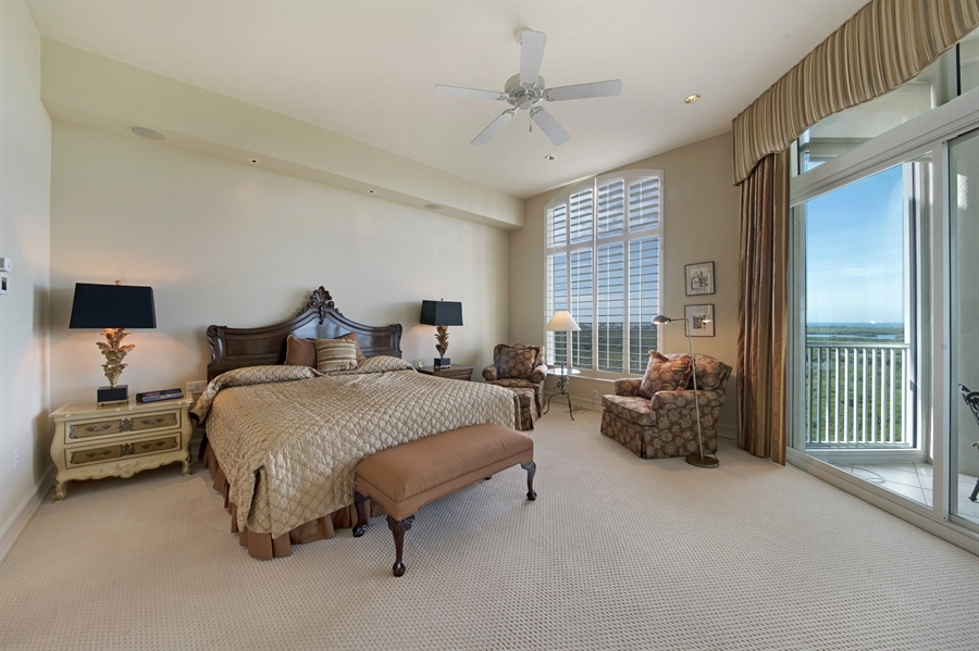 Real Estate Photography - 4801 Island Pond Ct, 1202, Bonita Springs, FL, 34134 - Master Bedroom