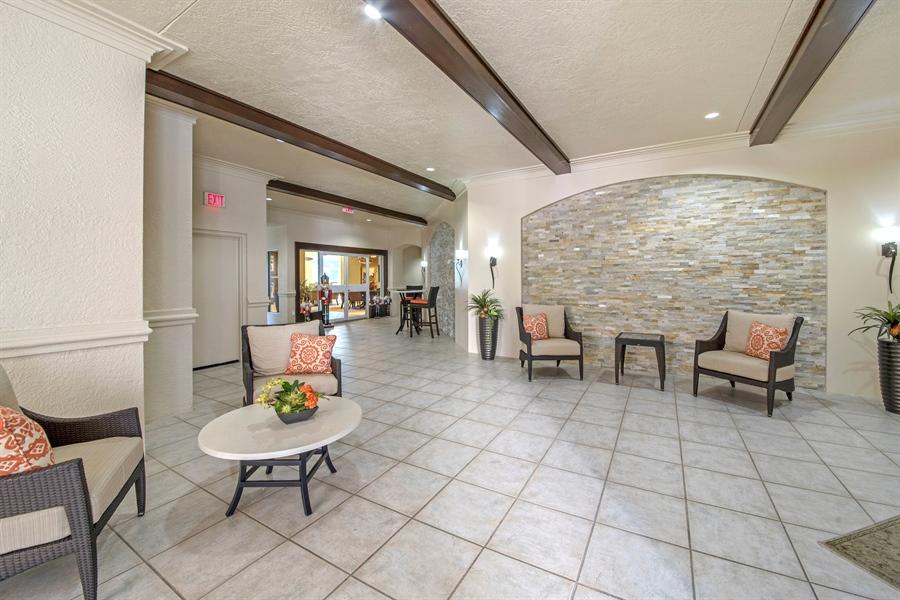Real Estate Photography - 4801 Island Pond Ct, 1202, Bonita Springs, FL, 34134 - Lobby