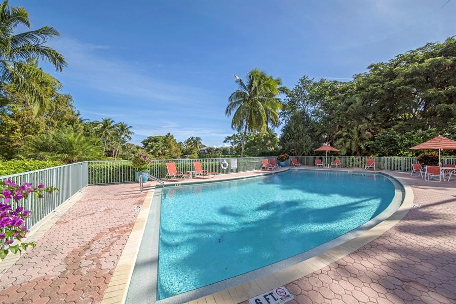 Real Estate Photography - 4801 Island Pond Ct, 1202, Bonita Springs, FL, 34134 - Pool
