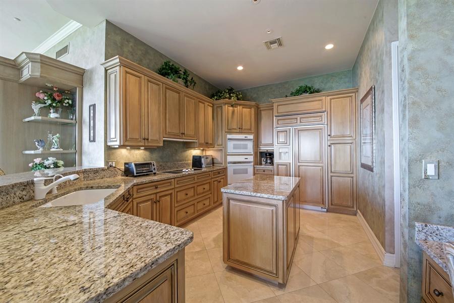 Real Estate Photography - 4801 Island Pond Ct, 1202, Bonita Springs, FL, 34134 - Kitchen