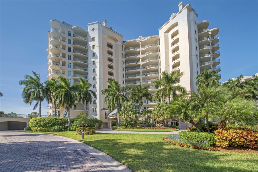 Real Estate Photography - 4801 Island Pond Ct, 1202, Bonita Springs, FL, 34134 - Front View