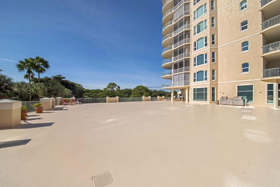Real Estate Photography - 4801 Island Pond Ct, 1202, Bonita Springs, FL, 34134 - Patio