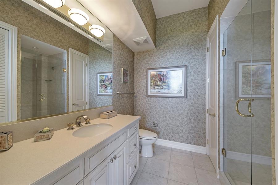 Real Estate Photography - 4801 Island Pond Ct, 1202, Bonita Springs, FL, 34134 - 2nd Bathroom