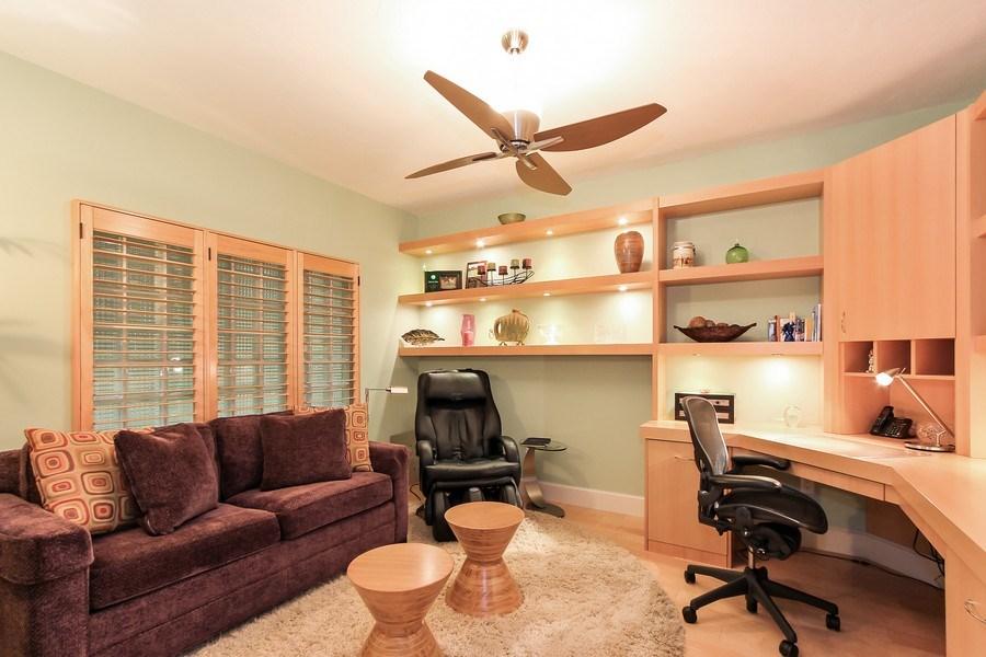 Real Estate Photography - 60 Seagate Drive, 705, Naples, FL, 34103 - Den