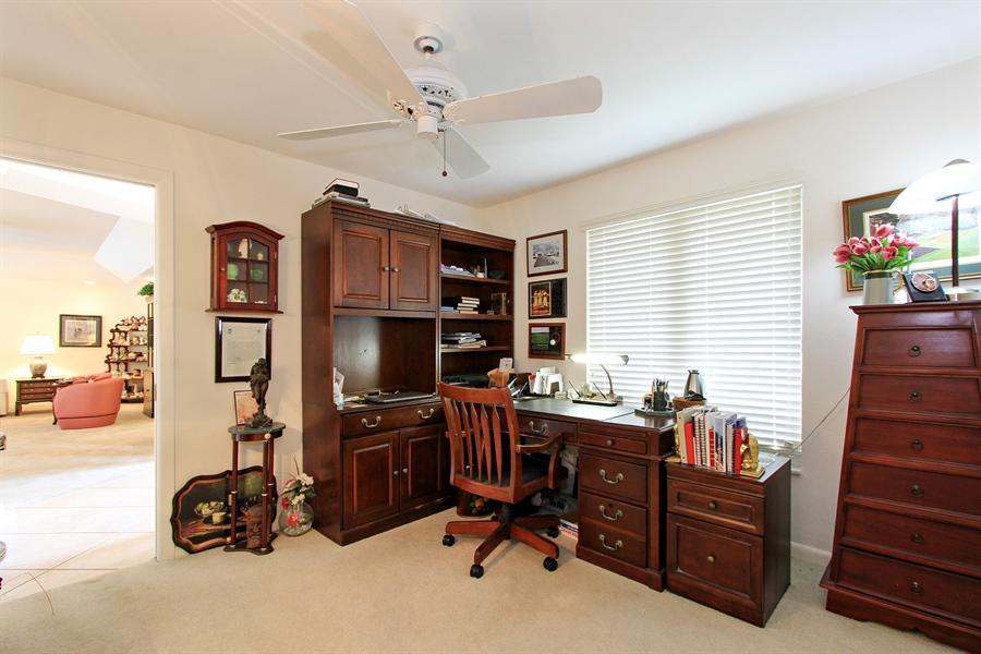 Real Estate Photography - 521 Turtle Hatch Road, Naples, FL, 34103 - Den