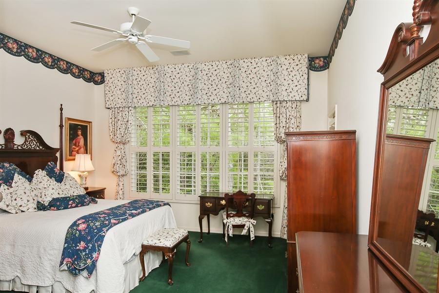 Real Estate Photography - 1061 Egrets Walk Cir, #202, Naples, FL, 34108 - Master Bedroom