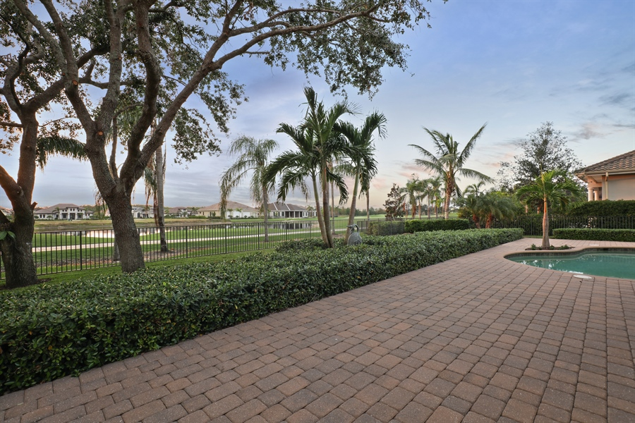 Real Estate Photography - 6037 Sunnyslope, Naples, FL, 34119 - View