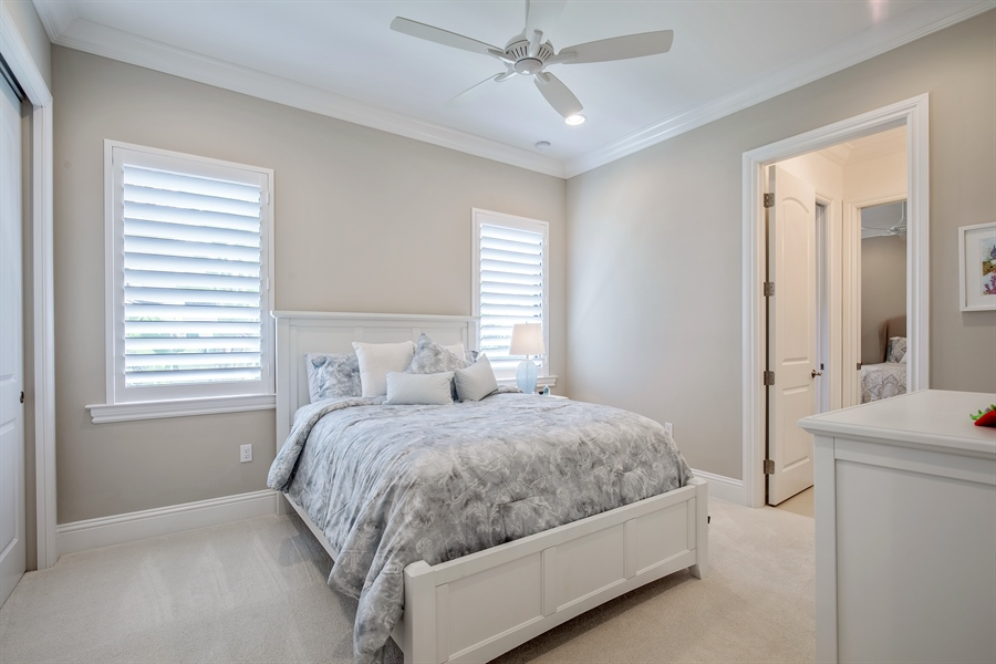 Real Estate Photography - 28886 Blaisdell, Naples, FL, 34119 - 4th Bedroom