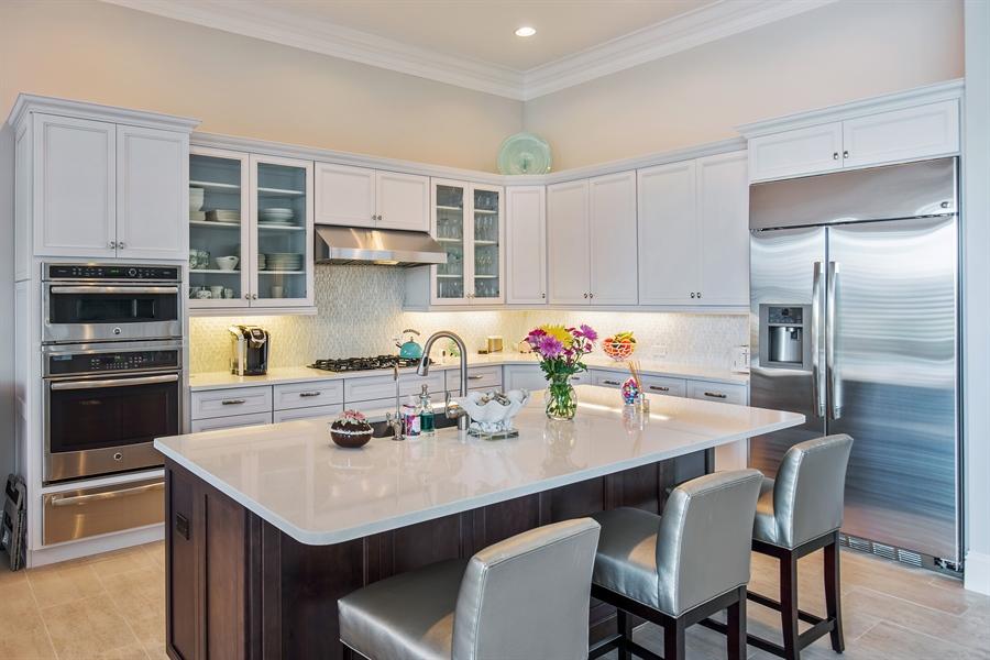 Real Estate Photography - 28886 Blaisdell, Naples, FL, 34119 - Kitchen