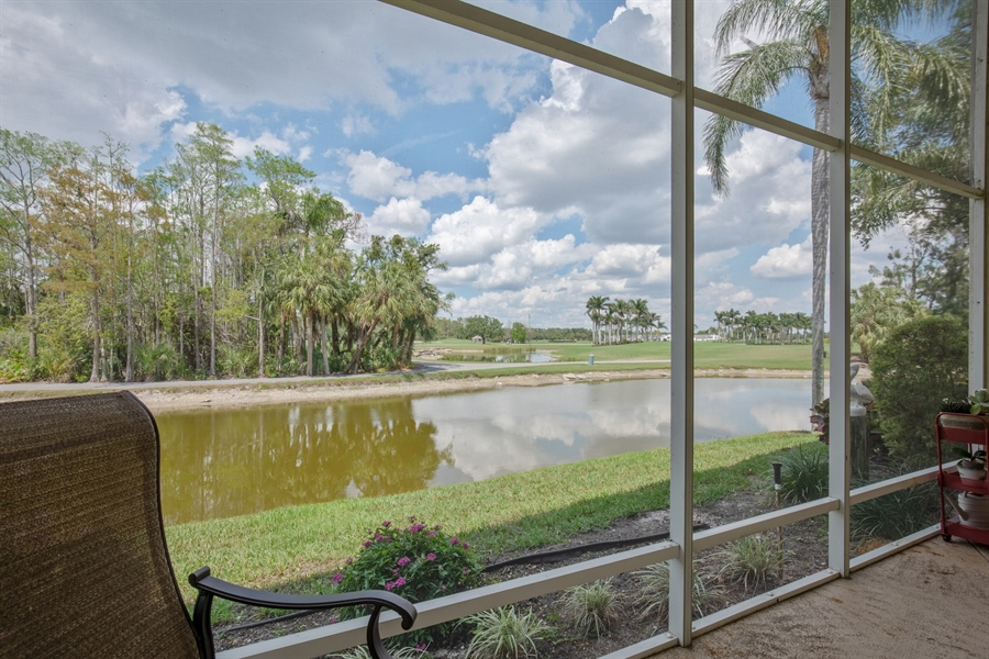 Real Estate Photography - 1577 Weybridge Cir, Naples, FL, 34110 - View