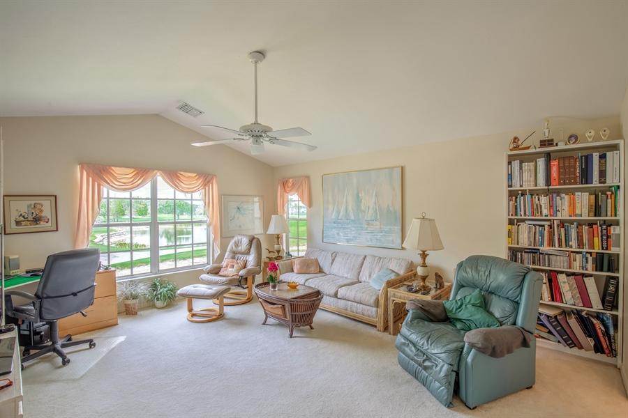 Real Estate Photography - 1577 Weybridge Cir, Naples, FL, 34110 - Loft
