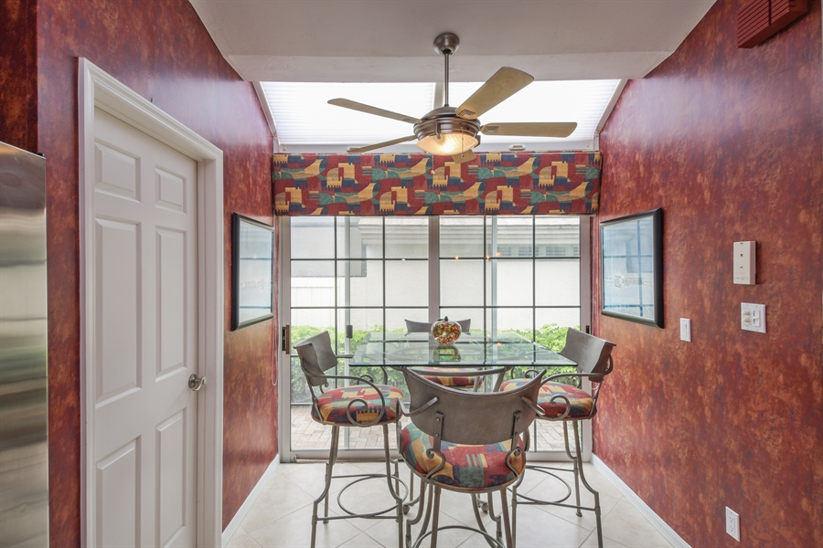 Real Estate Photography - 3630 Key Lime Ct, Bonita Springs, FL, 34134 - Dining Area