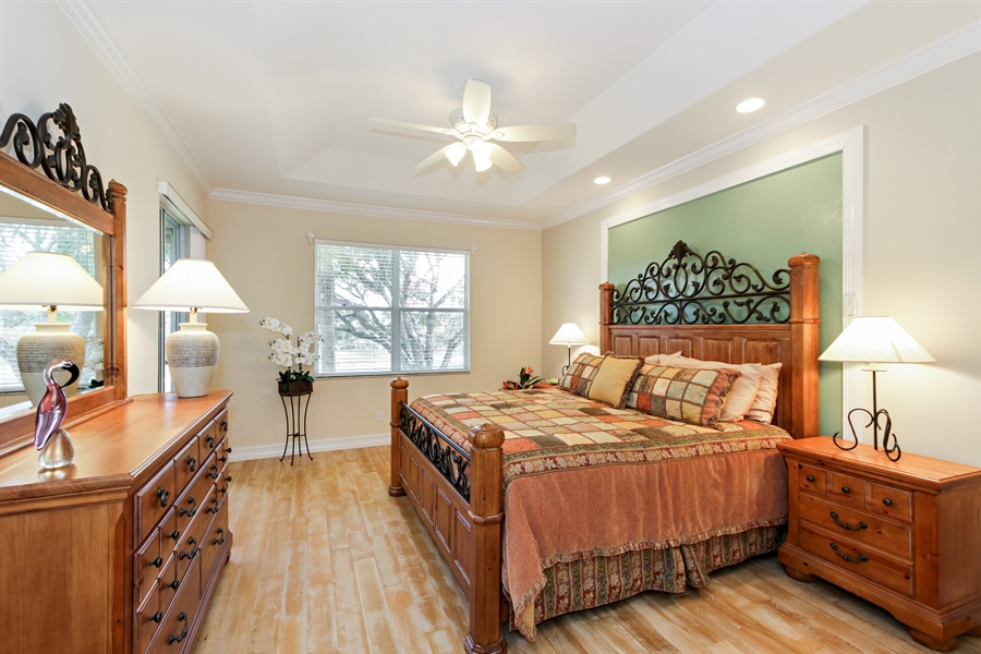 Real Estate Photography - 21420 Pelican Sound Dr, 201, Estero, FL, 33928 - Master Bedroom