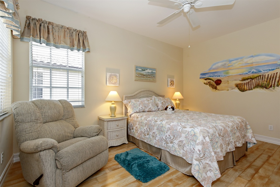 Real Estate Photography - 21420 Pelican Sound Dr, 201, Estero, FL, 33928 - 2nd Bedroom
