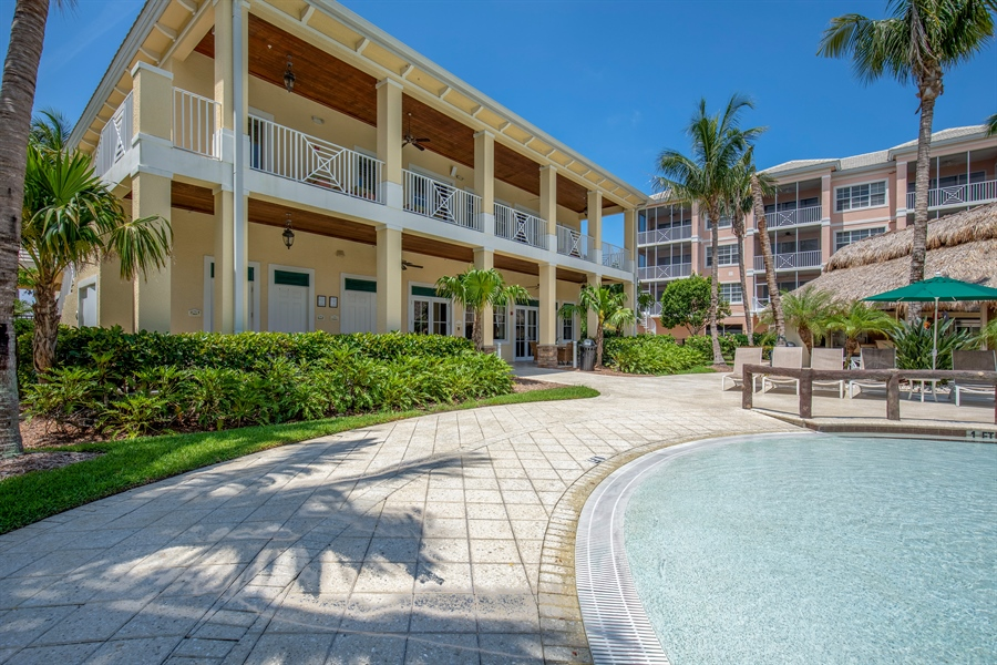 Real Estate Photography - 3901 kensway, unit 3501, Bonita Springs, FL, 34134 - Clubhouse