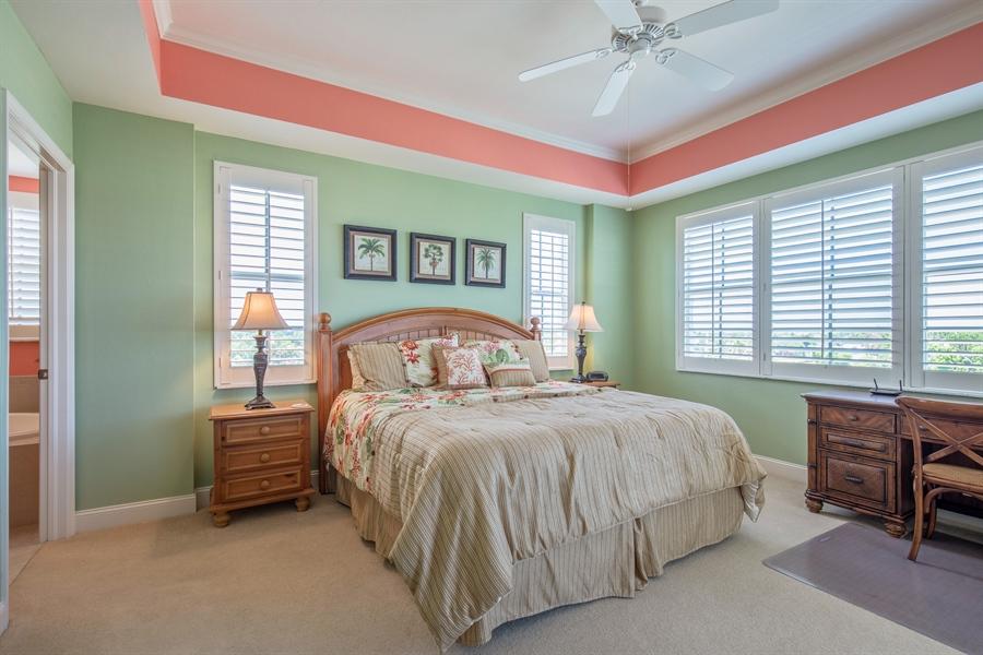Real Estate Photography - 3901 kensway, unit 3501, Bonita Springs, FL, 34134 - Master Bedroom