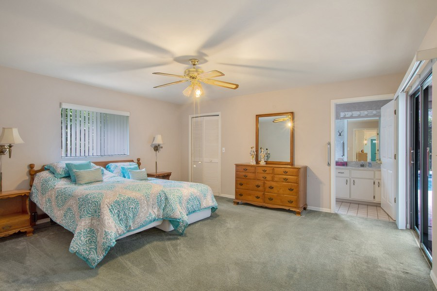 Real Estate Photography - 552 99th Ave N, Naples, FL, 34108 - Master Bedroom