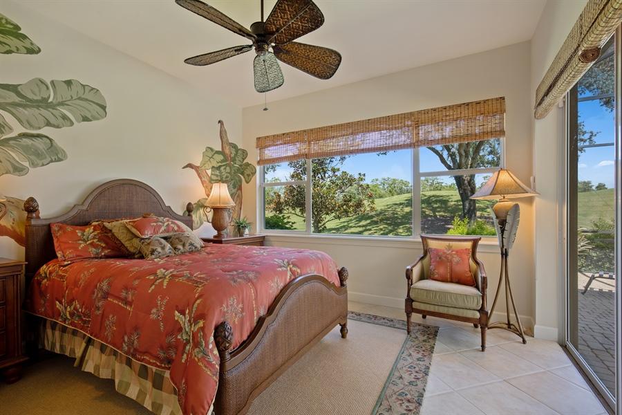 Real Estate Photography - 2955 Gardens Blvd, Naples, FL, 34105 - 2nd Bedroom